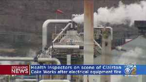 Allegheny Co. Health Dept. Inspecting Clairton Coke Works After Another Fire [Video]