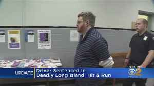 Driver Sentenced To 5 To 15 Years In Deadly Long Island Hit And Run [Video]