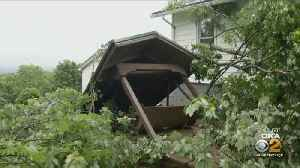 NWS Officials Assessing Storm Damage In Parker [Video]
