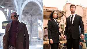 News video: 'Men in Black: International' Debuts to Sluggish $28.5M at Domestic Box Office | THR News