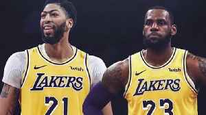LeBron James REACTS on IG To Anthony Davis Being Traded To The Lakers! [Video]