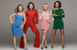 Spice Girls joke about Victoria Beckham's absence at Wembley show [Video]
