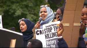 Sudan expats protest in London against military leaders [Video]
