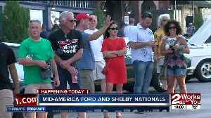 Mid-America Ford and Shelby Nationals in Tulsa [Video]