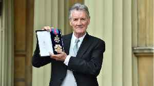Monty Python Star Michael Palin Knighted [Video]
