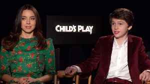 'Child's Play' Cast Interview [Video]