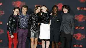 News video: Cast Of 'Stranger Things' Wants Series To End Soon
