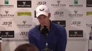 Murray: I feel lucky to be back [Video]