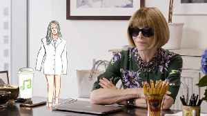 Anna Wintour Talks Jet Lag, Flip-Flops, and What People Get Wrong About Fashion [Video]
