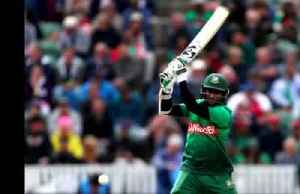 News video: Shakib smashes century as Bangladesh sink West Indies