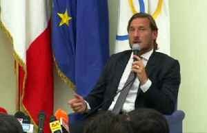 Bitter Totti says leaving Roma 'worse than dying' [Video]