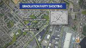 One Dead, Several Teens Injured After Shooting At Graduation Party [Video]
