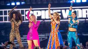 News video: Spice Girls Close Reunion Tour With 3-Night Run at Wembley Stadium | Billboard News