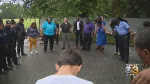 Peace Rally Held At Scene Of Southwest Philadelphia High School Graduation Party Shooting [Video]