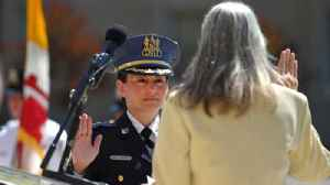 Swearing-in of Baltimore County Police Chief [Video]