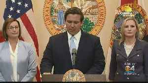 Gov. DeSantis Secures Additional $5.1 Million For Election Cyber Security [Video]