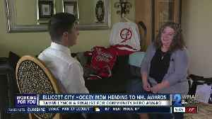 Ellicott City hockey mom headed to Vegas for NHL Awards [Video]