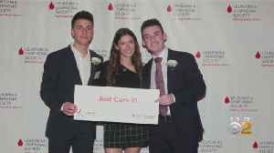 Long Island Teenagers Help Raise $278K For Cancer Research [Video]