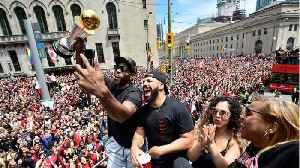 Toronto Raptors Hold Championship Parade Marred By Shooting