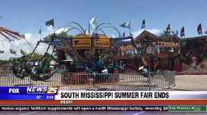 South Mississippi Summer Fair ends [Video]