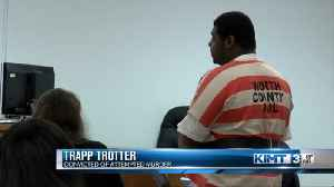 Trapp Trotter sentenced to 25 years in prison [Video]