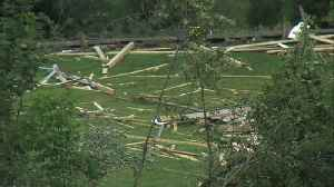 Clean-up underway in Greene County [Video]