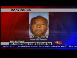 Coroner confirms body of missing Wilkinson County man [Video]