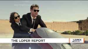 Loper Report: 'Men in Black: International,' 'Late Night' [Video]