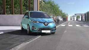 2019 New Renault ZOE Highlights [Video]