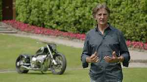 Concorso d'Eleganza Villa d'Este 2019 - Interview Edgar Heinrich, Head of BMW Motorrad Design [Video]