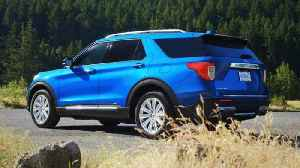 2020 Ford Explorer Hybrid is your new rear-wheel drive family hauler [Video]