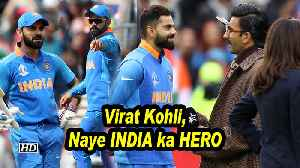 Virat Kohli, Naye INDIA ka HERO: Ranveer Singh [Video]