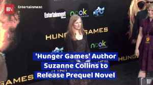 A Hunger Games Prequel Book Is Being Released [Video]