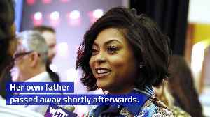 Taraji P. Henson's Therapist Helps Her 'Tremendously' [Video]