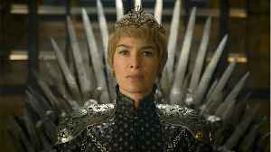 News video: Game of Thrones Star Lena Headey Wanted a Better Death for Cersei