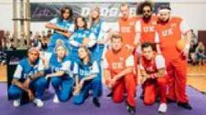James Corden and Michelle Obama Face Off for 'Late Late Show' Celebrity Dodgeball   THR News [Video]