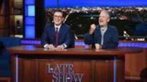 Jon Stewart Continues Criticism of Mitch McConnell During 'Late Show' Appearance | THR News [Video]