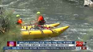 Kern River Search Continues [Video]
