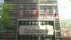 Sold! Billionaire Patrick Drahi will buy Sotheby's for $3.7 bln [Video]