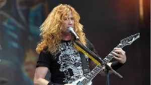 Megadeth's Dave Mustaine Reveals Cancer Diagnosis [Video]