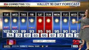 Tuesday morning forecast 6/18/19 [Video]