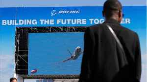 Boeing seen winning renewed backing from 737 buyer at air show, source [Video]