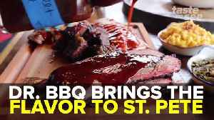 Dr. BBQ brings the flavor to St. Petersburg | Taste and See Tampa Bay [Video]