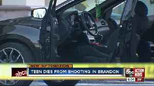14-year-old dies after being found shot in car outside Brandon Walgreens [Video]