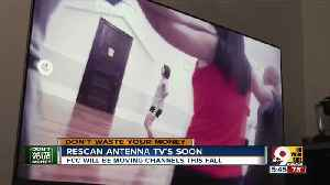 Have an antenna TV? You'll need to rescan it soon [Video]