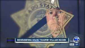 Remembering State Trooper William Moden [Video]