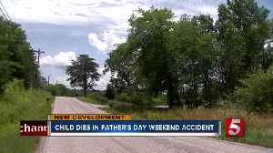 Boy killed in Father's Day weekend motorcycle accident with his dad [Video]