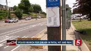 Police seek driver in deadly hit-and-run in Nashville [Video]