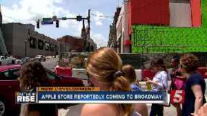 Apple store reportedly coming to Fifth + Broadway [Video]