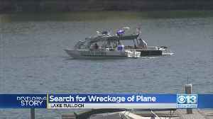 Search Continues For Wreckage Of Plane [Video]